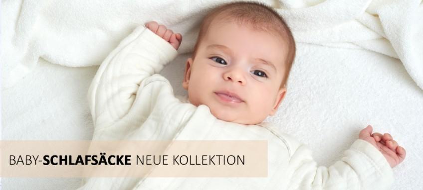 BABY-SCHLAFSÄCKE
