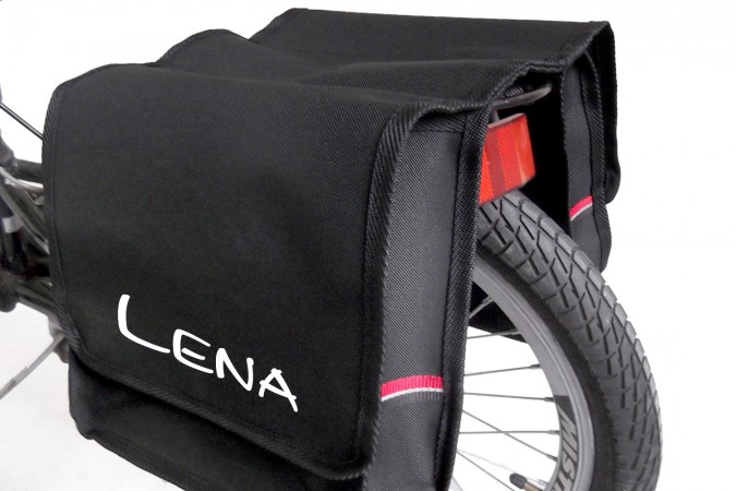 Fahrradtaschen personalisiert